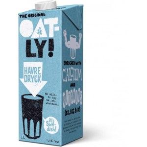 Напиток Oatly Oat Drink овсяный фото