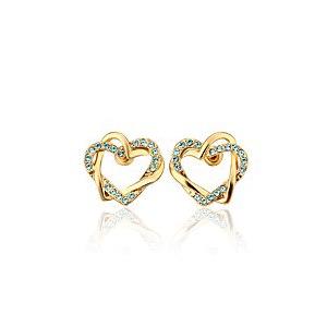 Серьги Lightinthebox.com Meles Loving Heart Shape Earrings фото