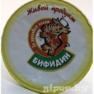 Кисломолочные продукты Березка Бифидин фото