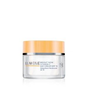 Крем для лица Lumene Дневной Bright Now Vitamin C SPF15 придающий сияние фото