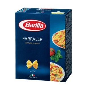 Макаронные изделия  BARILLA Farfalle фото