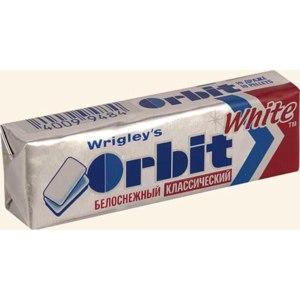 Жевательная резинка Orbit Классический фото
