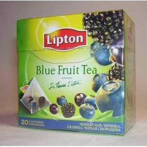 Чай в пирамидках Lipton Blue Fruit Tea фото