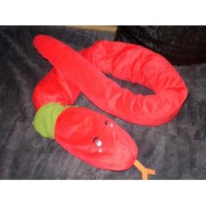 IKEA змея игрушка мягкая БАРНСЛИГ ОРМЕН фото