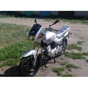 Мотоциклы и мопеды Yamaha YBR 125 фото
