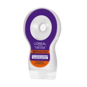 Гель для умывания L'Oreal Pure Zone 30 секунд Чистый эффект фото