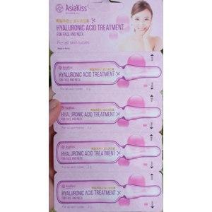 Сыворотка для лица AsiaKiss с гиалуроновой кислотой  фото