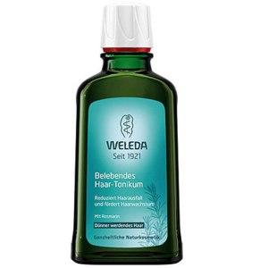 Тоник для волос Weleda Укрепляющее средство для роста волос с розмарином фото