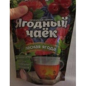 Напиток Фитодар Лесная ягода  фото