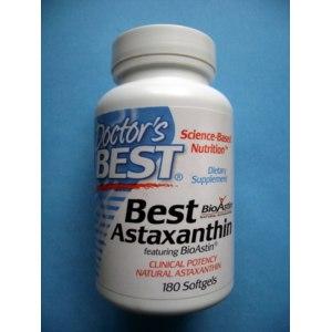 БАД Doctor's Best Astaxanthin фото