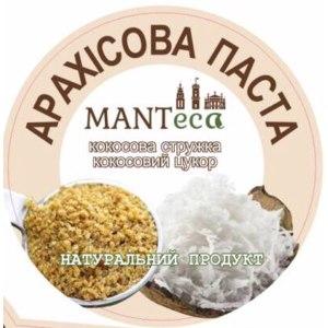 Арахисовая паста Manteca С кокосовой стружкой и кокосовым сахаром  фото