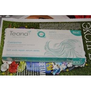 Сыворотка для волос Teana  JUNO для восстановления кончиков  фото