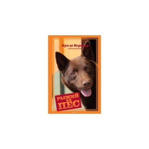 Рыжий пёс. Луи Де Берньер фото