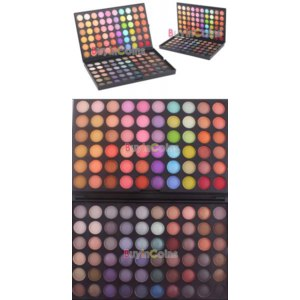 Палетка теней Buyincoins 120 Makeup Full Color Eyeshadow фото