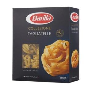 Макароны BARILLA Collezione Tagliatelle, 500 г фото