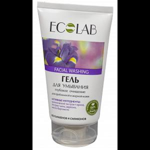 Гель для умывания Ecolab Глубокое очищение для проблемной и жирной кожи фото