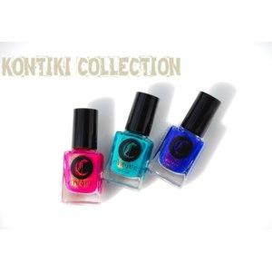 Лак для ногтей Cirque Colors Kontiki Collection фото
