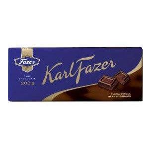 Шоколад Fazer  фото