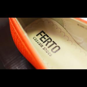 Туфли женские FERTO 4148HB фото