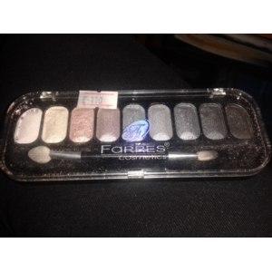 Тени для век Farres cosmetics YF012 9 цветов фото