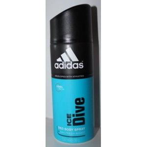 Дезодорант аэрозоль Adidas ice Dive фото