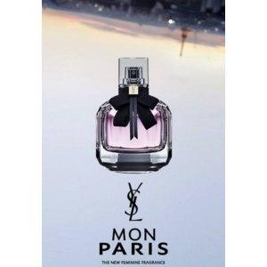 Yves Saint Laurent Mon Paris фото