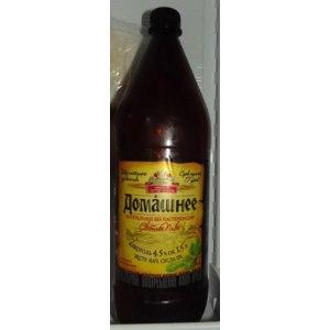 Пиво Афанасий Домашнее светлое фото