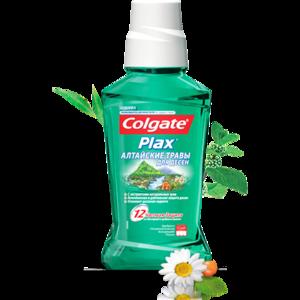 Ополаскиватель для дёсен Colgate Plax Алтайские травы фото