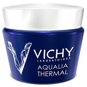 Крем-гель для лица Vichy Восстанавливающий против следов усталости Aqualia Thermal Night Spa фото