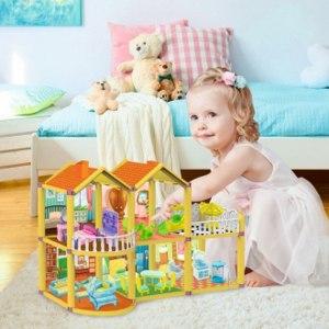 """Детские игрушки Play the game """"Кукольный домик"""" ЛК: 5602165 Артикул LYS065 фото"""