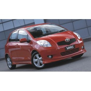 Toyota Yaris - 2008 фото