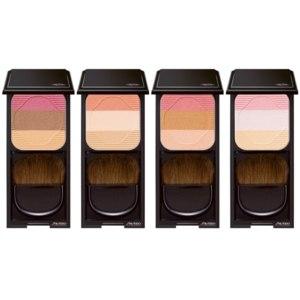 Румяна Shiseido Face Color Enhancing Trio  фото