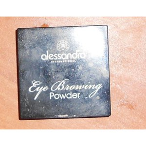 Тени для бровей Alessandro Eye browing powder фото