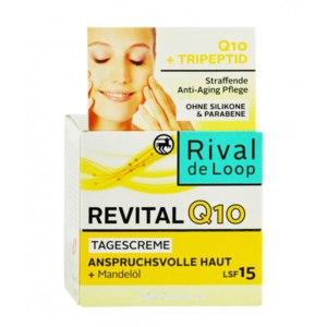 Крем для лица Rival de Loop Revital Q10 фото