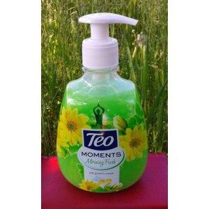 Жидкое мыло TEO MOMENTS  Жидкое мыло Glicerin Morning Fresh 400 мл фото