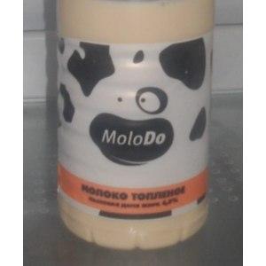 Молоко Топленное ООО Экопродукт MoloDo 4,0% фото