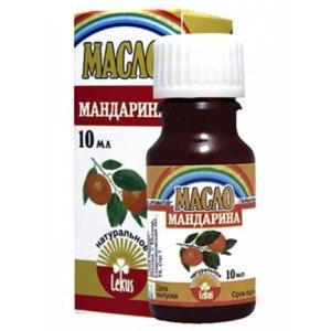 Эфирное масло Радуга ароматов Мандарин фото