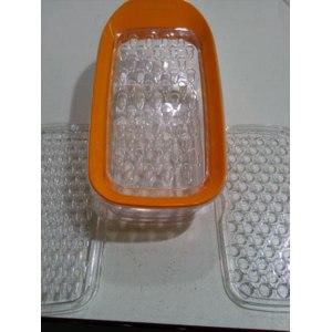 Терка TESCOMA пластмассовая Vitamino с насадками фото