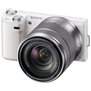 Sony Alpha NEX-5R Kit фото