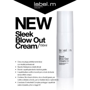 Крем для волос Label.m Sleek Blow Out Cream   фото