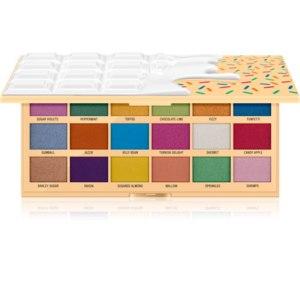 Тени для век Makeup Revolution Chocolate Sprinkles palette фото