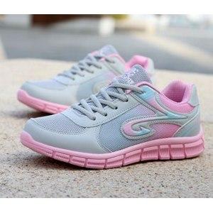 Женские кроссовки Aliexpress Top quality,Cheap women's fashion shoes run +running walking sports shoes sneakers casual trainers free shipping WS037 фото
