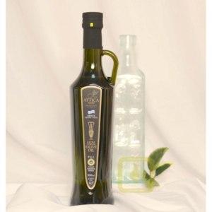 Оливковое масло P.G.I. Chania ,Crete ATTICA FOOD  Кувшин 500 мл. фото