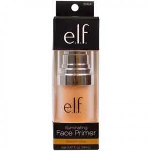 Праймер под макияж E.L.F. Illuminating Face Primer  фото
