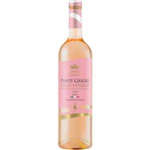 Вино розовое полусухое Castello Nuovo Pinot Grigio фото