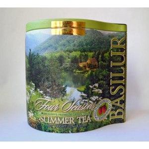 Чай листовой Basilur Four Seasons: Summer Tea фото