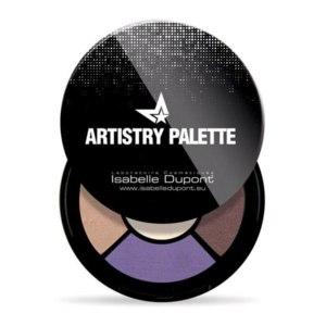 Палетка теней Isabelle Dupont Artistry Palette 5 colors фото