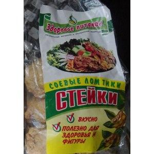 Соевые продукты Здоровое питание ломтики стейки фото