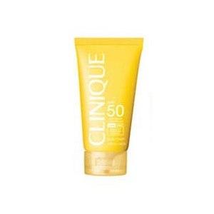 Солнцезащитный крем CLINIQUE with SolarSmart SPF 50 фото