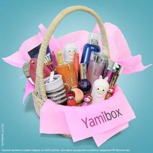Интернет-магазин корейской косметики Yamibox.ru фото